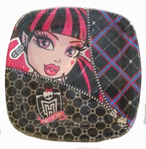 Monster High Dessert Pocket Plates 8 Per Package Birthday Party Supplies... - $4.11