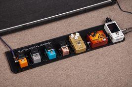 Joyo PC-1 Pedal Carpet Patented Guitar Pedal Carpet and Bag - $119.00