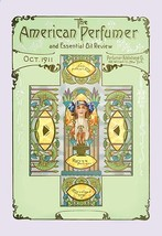 American Perfumer and Essential Oil Review, October 1911 - Art Print - $19.99+