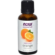 Now Foods, Essential Oils, Orange, 1 fl oz (30 ml) Aromatherapy - $11.00