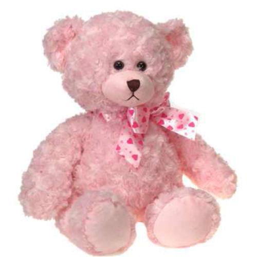 Precious Plush Pink 17 Cuddle Bear by Fiesta Toy, Girls, Holiday/Any Occasion