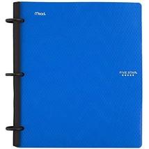 Five Star Flex Hybrid NoteBinder, 1 Inch Binder, Notebook and Binder All... - $31.95