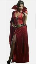 Rubie's Costume Secret Wishes Countess Cold Crypt Red Costume Halloween Medium - $14.80