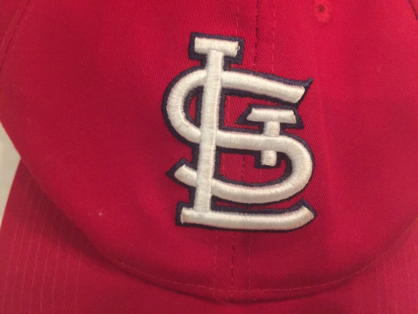 TEAM MLB St. Louis Cardinals Classic Hat - Red