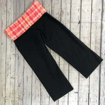 PINK Victoria's Secret Tie Dye Cropped Yoga Pants - Size S - $14.54