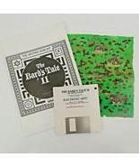 The Bard's Tale II: Destiny Knight IBM PC, Xt, AT Tandy  PC Game 1988 In... - $47.00