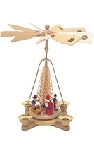 Alexander Taron Importer 1667 Richard Glaesser Pyramid-Santa and Toys-10... - $73.39