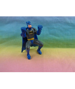 Small PVC Batman Figure Squating - as is - $2.07