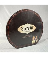 New ZinZig Wine Tasting & Trivia Board Game - Fun Party Game Factory Sealed - $34.64