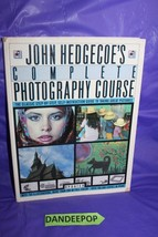 John Hedgecoe's Complete Photography Course-Updated by John Hedgecoe (1983, Pape - $8.90