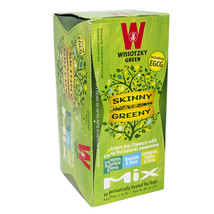 Wissotzky Green Tea Flavours withStevia for natural Sweetness  25 pcs - $14.85