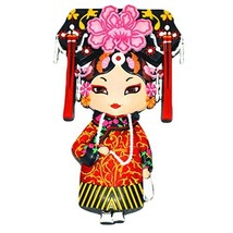 Peking Opera Characters Stereo Refrigerator Magnets Home Decoration ( pr... - €14,12 EUR