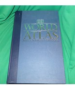 DK World Atlas Millennium Edition MASSIVE Book 18 x 12 weighs 11 lbs - $29.65