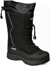New Ladies Size 6 Black Baffin Snogoose Snowmobile Winter Snow Boots Rat... - $2.056,51 MXN