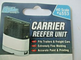 Atlas BLMA4553 Carrier Reefer Unit Fits Trailers & Freight Cars  HO-Scale image 3