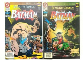 Batman Detective Comics 659 & 660 1st Prints Run of 2 Comic Lot Vol 1 DC... - $7.84