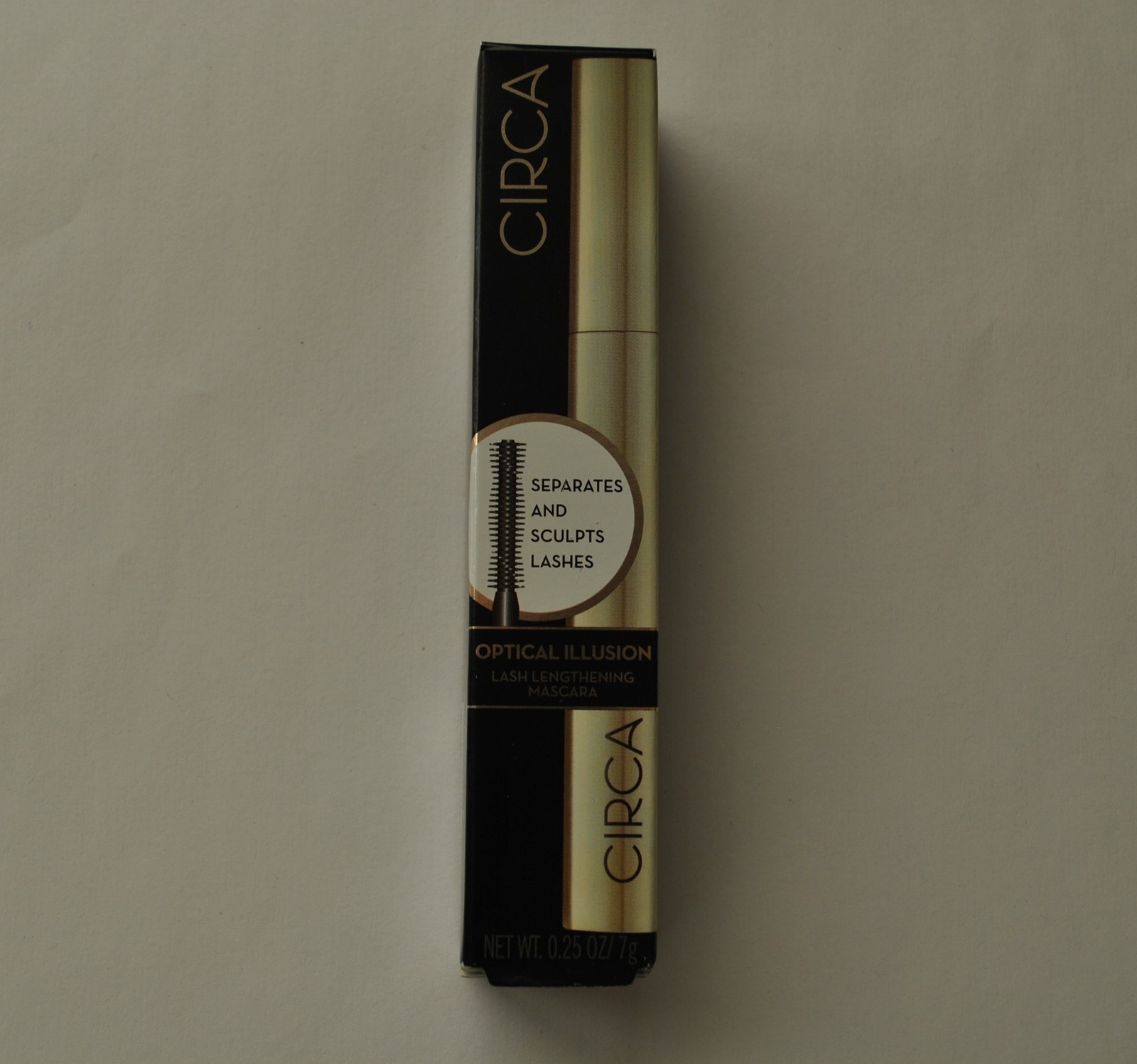 Primary image for CIRCA Optical Illusion Lash Lengthening Mascara - 03 Black Brown 0.25 oz