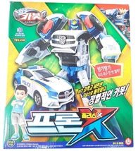 Hello Carbot Fron Police X Transformation Action Figure Toy image 7