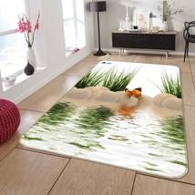 3D Lake Butterfly 02 Non Slip Rug Mat Room Mat Quality Elegant Carpet US... - $93.49+