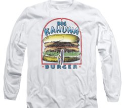 Big Kahuna Burger Pulp Fiction Reservoir Dogs Retro long sleeve tee MIRA110 image 2