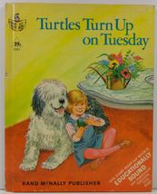 Turtles Turn Up on Tuesday by Thelma Shaw Start Right Elf Book - $8.99