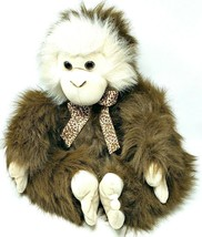 "Animal Adventure Ape Monkey Gorilla Large 26"" Plush #94542 Brown Rare - $59.99"