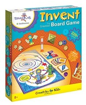 Creativity for Kids Spark!Lab Smithsonian Invent The Greatest Board Game - $23.14