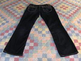 Women's Silver jeans {Suki Super Stretch} size 34 x 31 slim boot dark bl... - $47.49