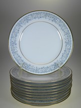 Noritake Iona Tapas, Hors d'oeuvres, or Dessert Plates Set Of 10 - $42.97