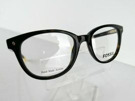 Fossil FOS 6028 (GUL) Dark Havana  512 X 19 140 mm Eyeglass Frames Eyewear - $47.96