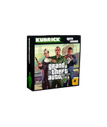 Grand Theft Auto V: Heist Edition Kubrick Box Set - Rockstar Games - Bra... - $129.99