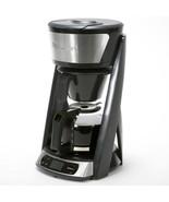 Heat N' Brew Programmable Stainless Steel Drip Coffee Maker - $209.35