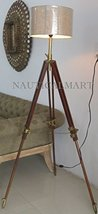 Nautica Classic Tripod Floor Lamp By Nauticalmart - $78.21