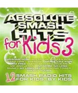 Absolute Smash Hits for Kids 3 Cd - $10.50