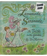 Lemonade Serenade or The Thing in the Garden by Don Madden 1966 Vintage ... - $19.79