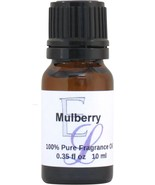 Mulberry Fragrance Oil, 10 ml - $9.69