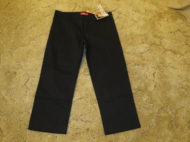 Dickies Girls' Stretch Slim Straight Pant Size 9 Waist 34 x Inseam 24 - $12.82