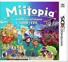 Miitopia - Nintendo 3DS [video game] - $46.06