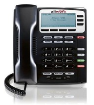Allworx 9204 VoIP Phone - 4 Programmable Buttons - $47.98