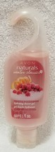 Avon Naturals FROSTED WINTERBERRY Hydrating Shower Gel Winter 5 oz/150mL... - $9.79