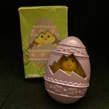 Vintage Avon Chick-a-Peep Pin Pal Fragrance Glace Jewelry New in Box 197... - $12.19