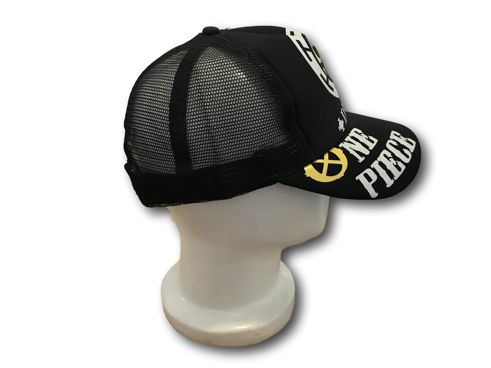 ... Anime One Piece Trafalgar Law Sign Skull Head Baseball Cap Sunhat  Cosplay Hat T2 ... 99d758f714a2