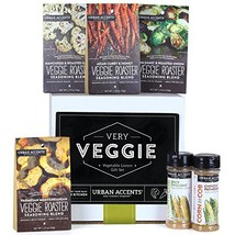 Urban Accents VERY VEGGIE, Ultimate Vegetable Spice and Seasoning Gift S... - $61.37