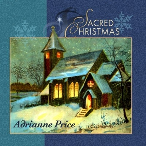 Sacred christmas by adrianne price