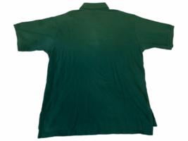 Masters Golf Tournament Augusta National Polo Shirt Men Sz XL Green Izod image 2
