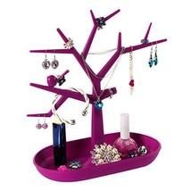 Valdler Tree Design Jewelry Display Tower Neckl... - $11.64