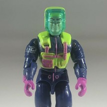 "GI Joe DEEP SIX Deep Water Specialist Hasbro 3.75"" Action Figure Vintage... - $29.69"