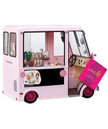 Our Generation Ice Cream Truck (Pink) - $296.99