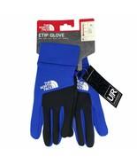 New The North Face Etip Glove Unisex Adult Blue Black U|R Powered Touchs... - $34.99