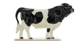 Hagen Renaker Miniature Cow Holstein Bull Ceramic Figurine image 6